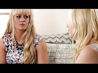 Busty blonde step mother holly heart and samantha rone