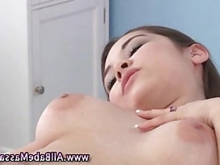 Massage lesbians lick pussies