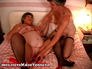 See these fat old granny lesbians