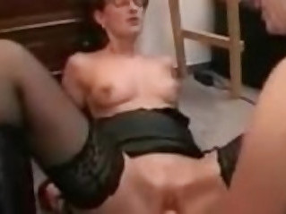 Ugly Lesbian With Glasses Fisted