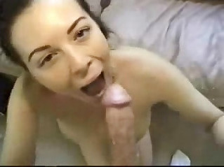 Hot booty cheating slut wife sucks cock gets buttfucked